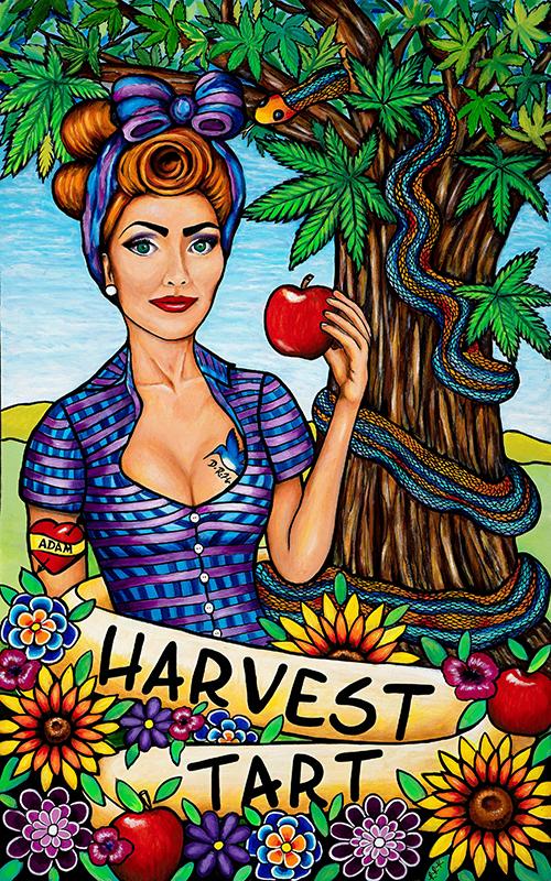Harvest Tart